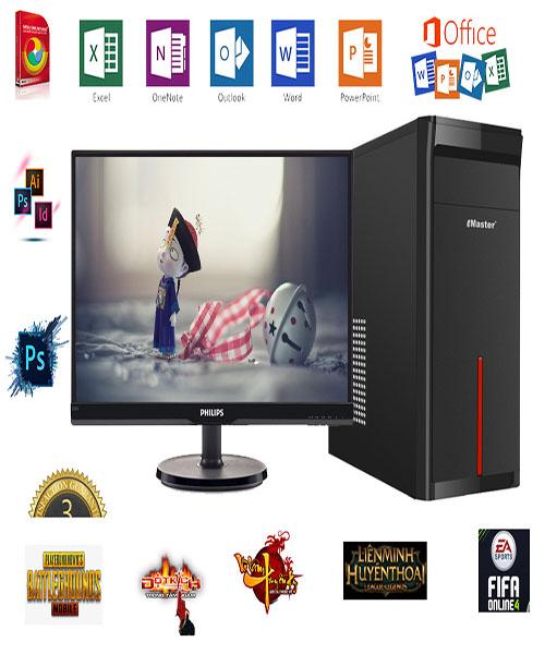 Máy tính văn phòng giá rẻ