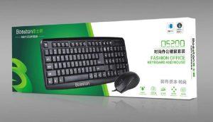 Com bo Chuột bàn phím văn phòng D5200 cao cấp máy tính Gia Bảo.